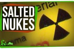 """人類を滅亡させかねない""""最恐""""の核爆弾「Salted Nukes」の脅威"""