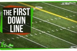 なぜアメフトの「ファーストダウンライン」は選手に重なって表示されないのか? スポーツ中継をサポートする映像技術の世界