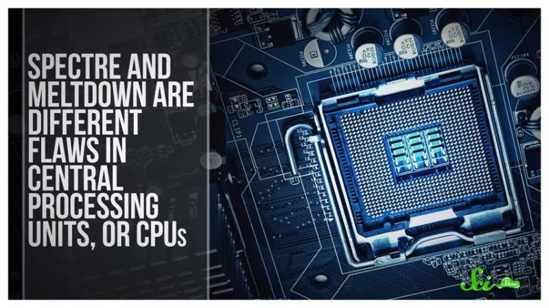 パスワードを抜き出してしまう? 「メルトダウン」と「スペクター」、恐ろしい近代CPUの脆弱性を解説