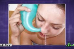 鼻に水が入ると、なぜあんなにも痛いのか
