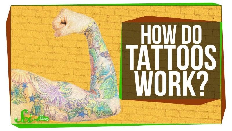 マウスにタトゥーを施して判明した、驚きの結果