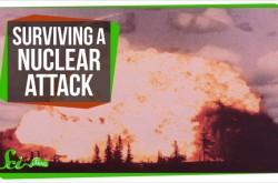 核攻撃されたら、どのように生き抜くべきか?