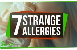 精液や水に対して、じんましんを発症 世界の奇妙なアレルギー7つ
