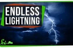 落雷が止まぬベネズエラの湖 超常現象の秘密を紐解く