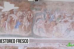 絵画の汚れを食べるバクテリアを調教 美術品を修復する、科学者たちの驚くべき手法