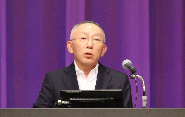 「理念がない会社は、精神がない人間と同じ」 ファストリ柳井氏が語る経営の本質