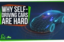 """なぜ自動運転車はなかなか実用化されないのか? 厄介な""""3つのステージ"""""""