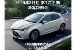 トヨタ、1Q売上高は前期比3,151億円増 五輪を通じたモビリティソリューションを提供予定
