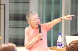 人工知能が真似できない、人間の「創造力」 83歳のアプリ開発者・若宮正子氏が語るプログラミング教育の価値