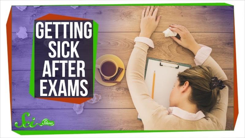 多忙のあとに訪れる体調不良… ストレスが身体を蝕むメカニズムを解説
