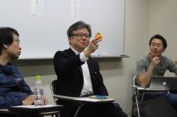 機械学習は干し柿の不足問題を救う 東大教授らが描く、人工知能を応用した農業の理想像